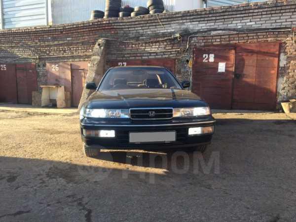 Honda Inspire, 1992 год, 170 000 руб.