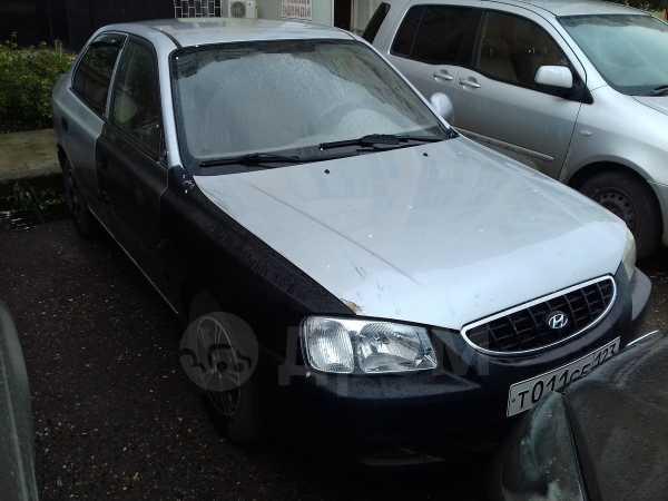 Hyundai Accent, 2004 год, 150 000 руб.