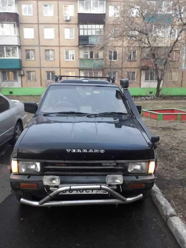 Nissan Terrano, 1992 год, 200 000 руб.