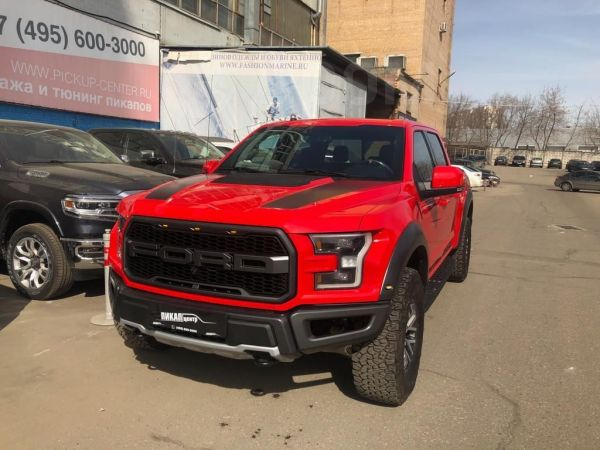 Ford F150, 2018 год, 7 000 000 руб.