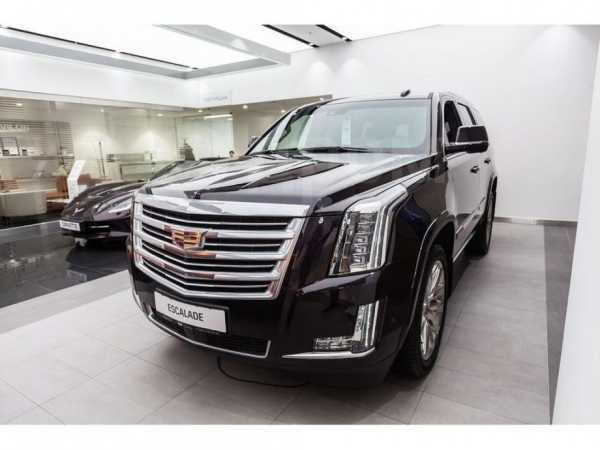 Cadillac Escalade, 2019 год, 7 529 900 руб.