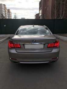 Чита BMW 7-Series 2011
