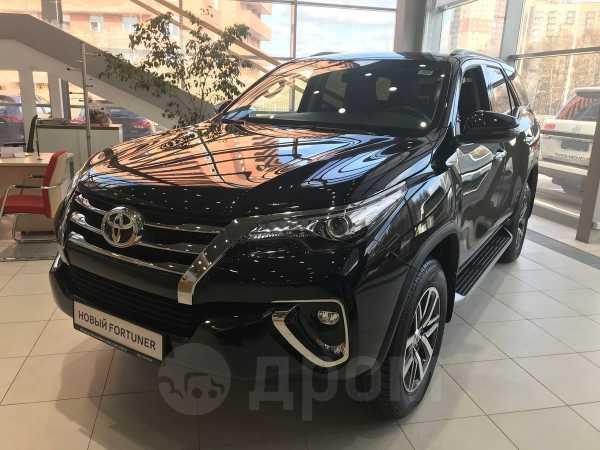 Toyota Fortuner, 2018 год, 2 657 000 руб.