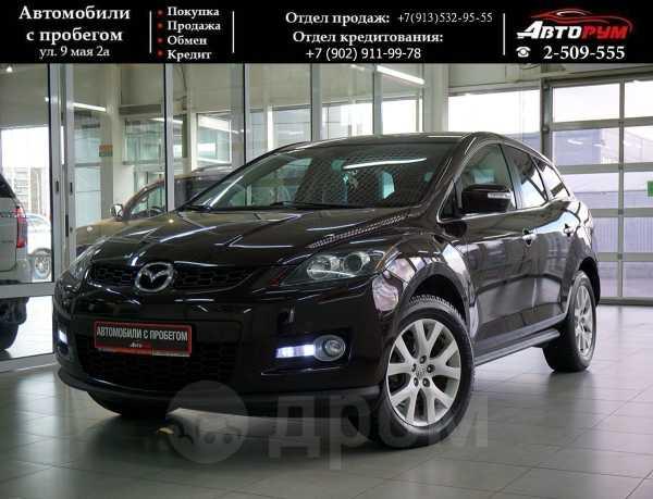 Mazda CX-7, 2008 год, 557 000 руб.