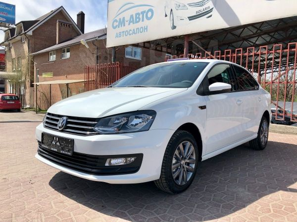 Volkswagen Polo, 2019 год, 854 900 руб.