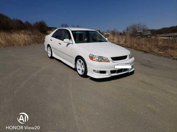 Toyota Mark II, 2003 год, 580 000 руб.