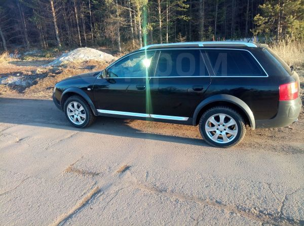 Audi A6 allroad quattro, 2002 год, 375 000 руб.