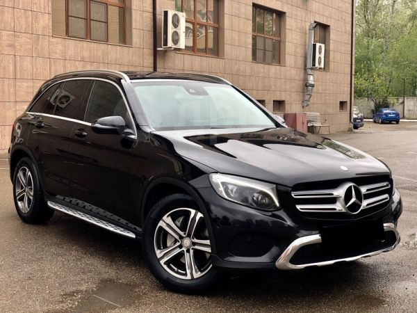 Mercedes-Benz GLC, 2015 год, 1 890 000 руб.