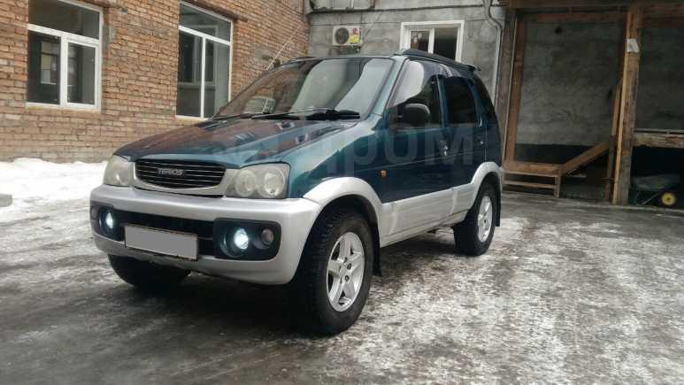 Daihatsu Terios, 2001 год, 240 000 руб.