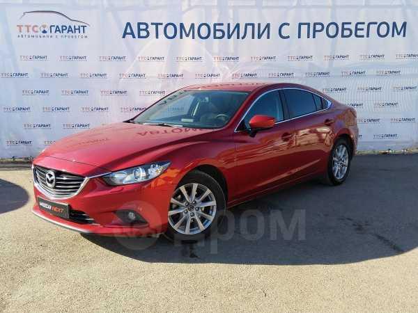 Mazda Mazda6, 2017 год, 1 299 000 руб.