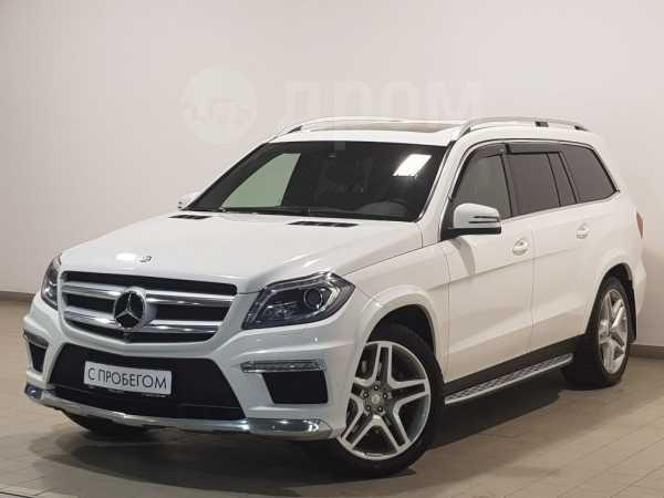 Mercedes-Benz GL-Class, 2015 год, 2 665 000 руб.