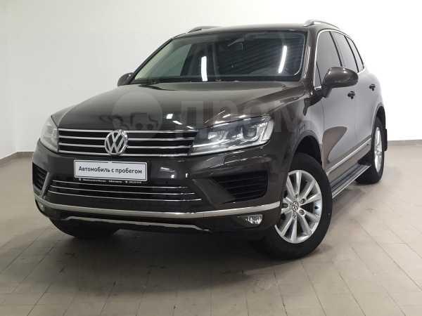 Volkswagen Touareg, 2015 год, 1 990 000 руб.