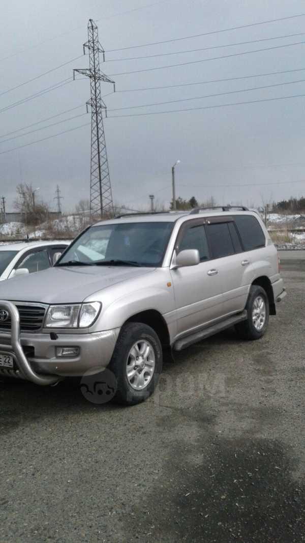 Toyota Land Cruiser, 2004 год, 1 250 000 руб.