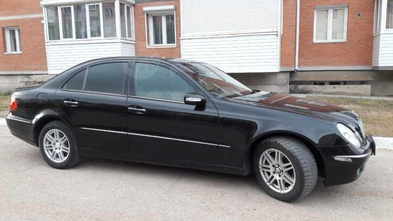 Mercedes-Benz E-Class, 2003 год, 400 000 руб.