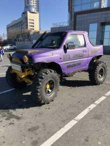 Владивосток Jimny 2002