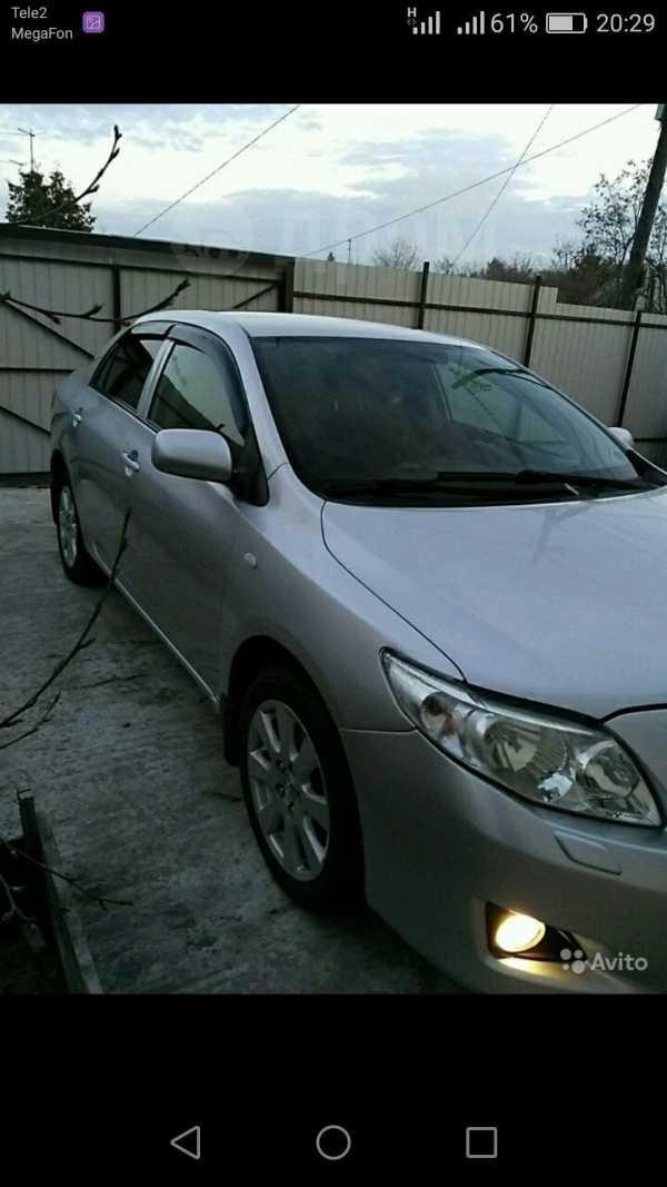 Toyota Corolla FX, 2008 год, 387 999 руб.
