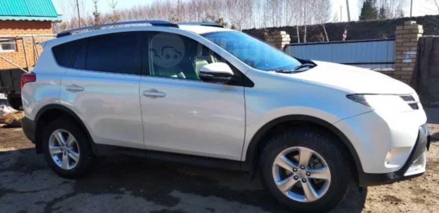 Toyota RAV4, 2014 год, 1 400 040 руб.