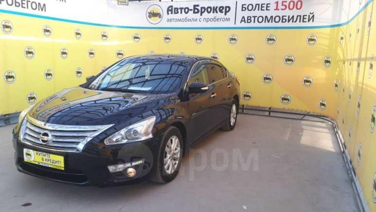 Nissan Teana, 2014 год, 870 000 руб.