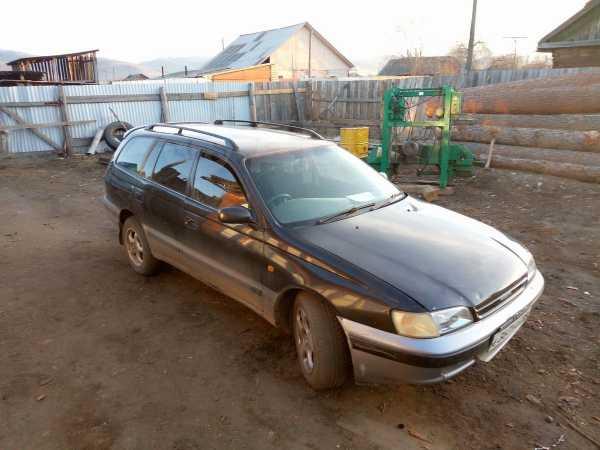 Toyota Caldina, 1993 год, 125 000 руб.