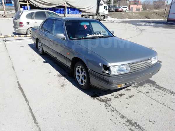 Mazda 929, 1990 год, 65 000 руб.