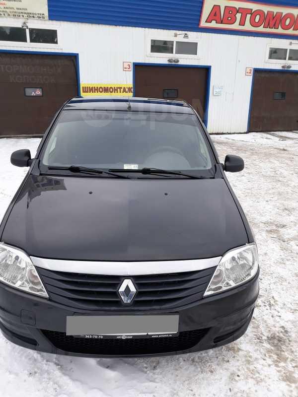 Renault Logan, 2012 год, 325 000 руб.
