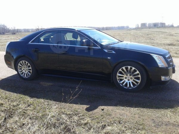 Cadillac CTS, 2011 год, 690 000 руб.