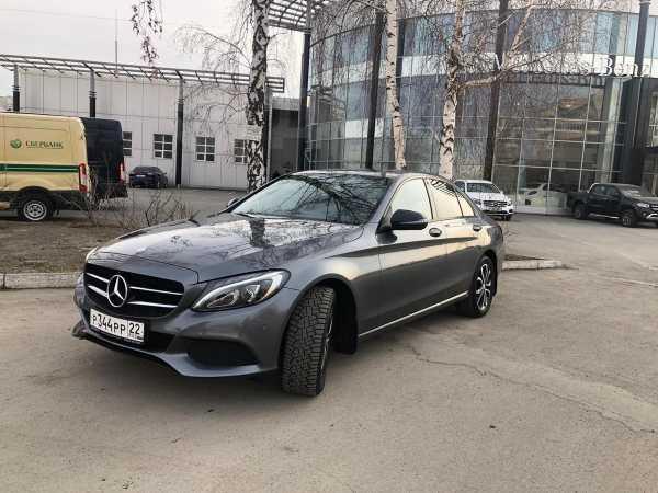 Mercedes-Benz C-Class, 2016 год, 1 990 000 руб.