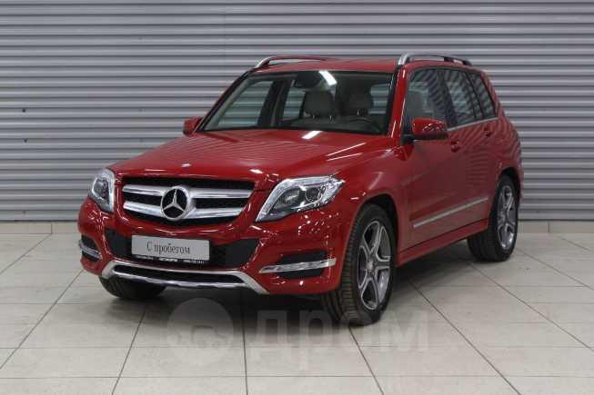 Mercedes-Benz GLK-Class, 2012 год, 1 385 000 руб.