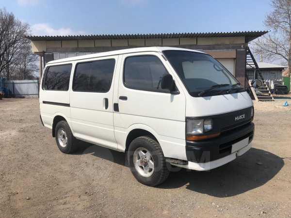 Toyota Hiace, 1990 год, 490 000 руб.
