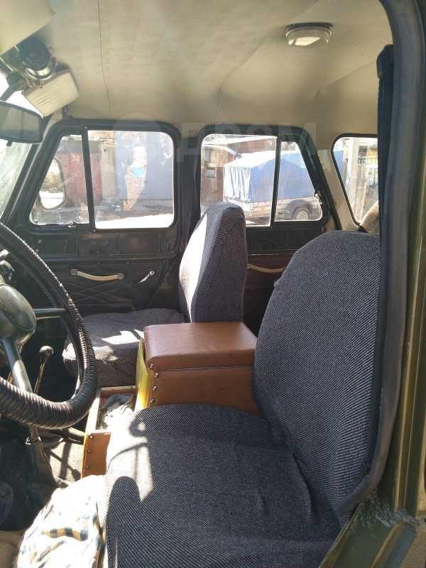 УАЗ 469, 1986 год, 220 000 руб.