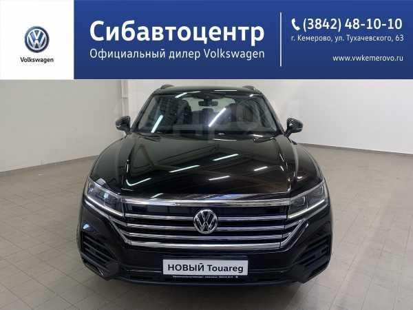 Volkswagen Touareg, 2019 год, 3 447 820 руб.
