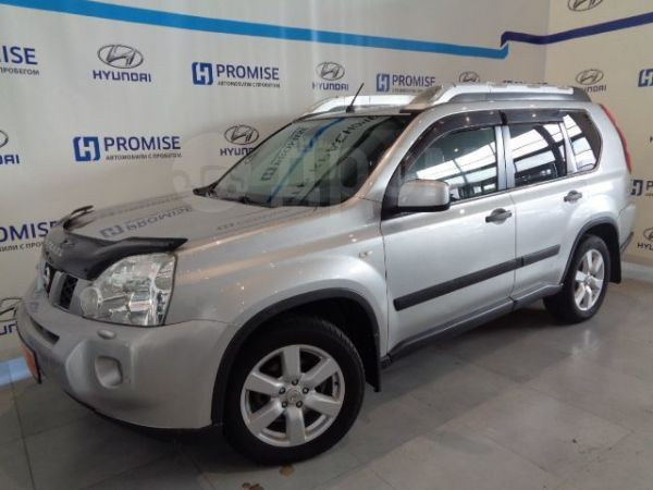 Nissan X-Trail, 2008 год, 676 500 руб.