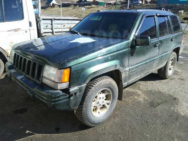 Jeep Grand Cherokee, 1995 год, 150 000 руб.