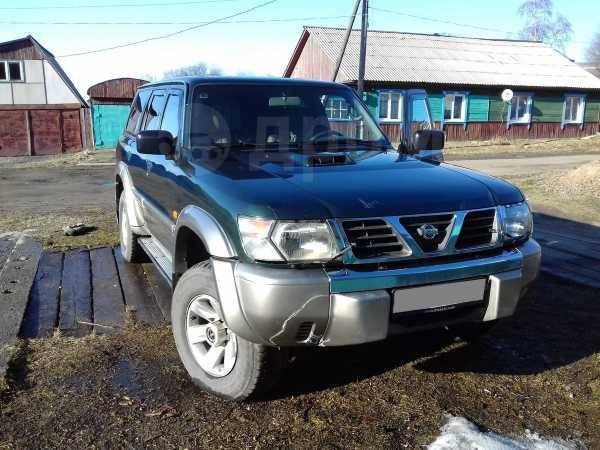 Nissan Patrol, 2001 год, 625 000 руб.