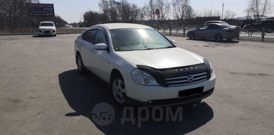 Nissan Teana, 2005 год, 500 000 руб.