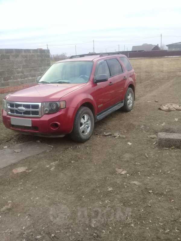 Ford Escape, 2007 год, 395 000 руб.