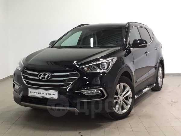 Hyundai Santa Fe, 2017 год, 1 650 000 руб.