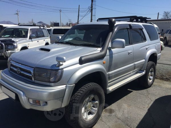 Toyota Hilux Surf, 1999 год, 850 000 руб.