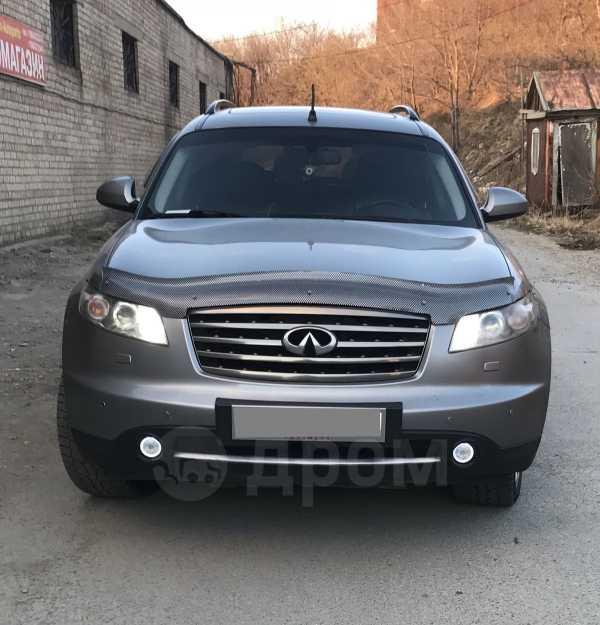 Infiniti FX35, 2007 год, 600 000 руб.