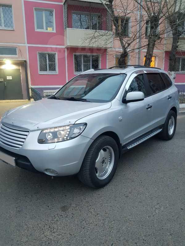 Hyundai Santa Fe, 2008 год, 690 000 руб.