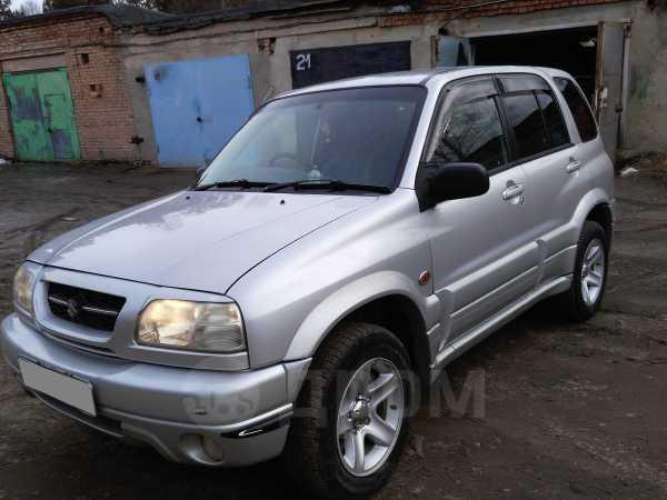 Suzuki Escudo, 2001 год, 480 000 руб.