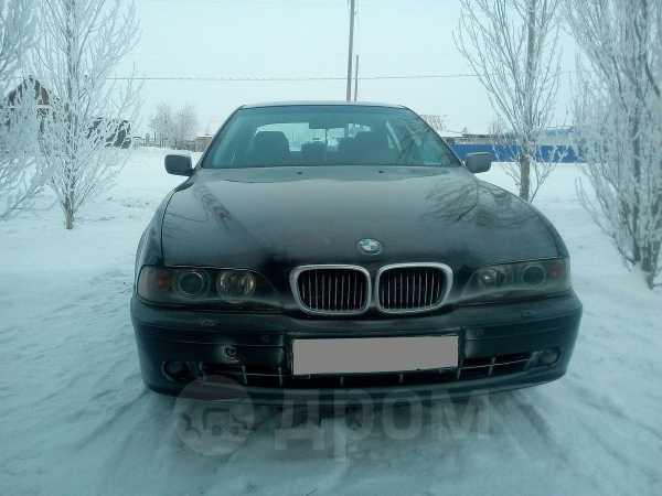 BMW 5-Series, 2002 год, 399 999 руб.