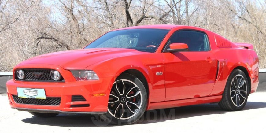 Ford Mustang, 2012 год, 2 595 000 руб.
