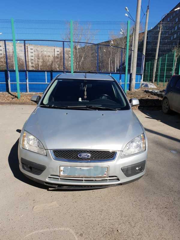 Ford Focus, 2007 год, 280 000 руб.