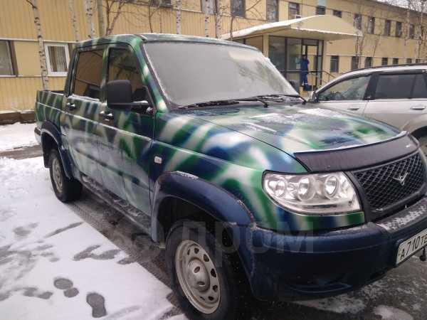 УАЗ Пикап, 2012 год, 290 000 руб.