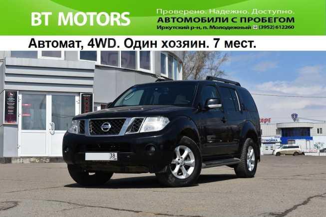 Nissan Pathfinder, 2013 год, 1 175 000 руб.
