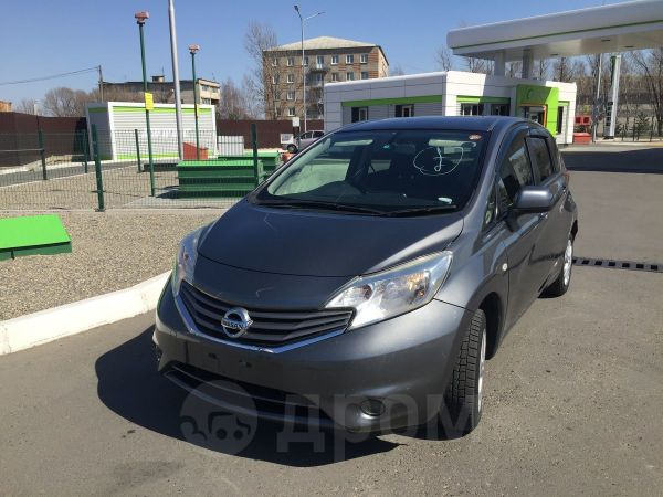 Nissan Note, 2013 год, 455 000 руб.