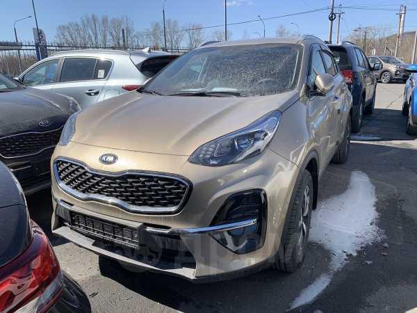 Kia Sportage, 2019 год, 1 654 900 руб.