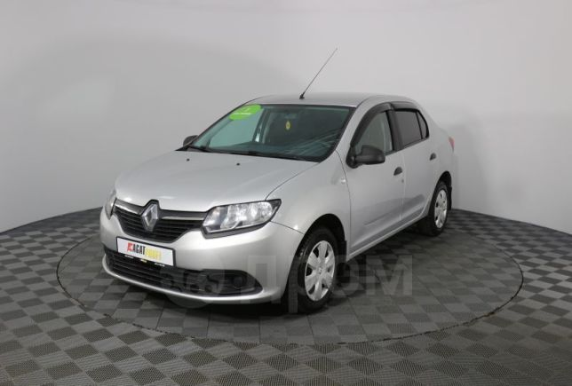 Renault Logan, 2017 год, 520 000 руб.