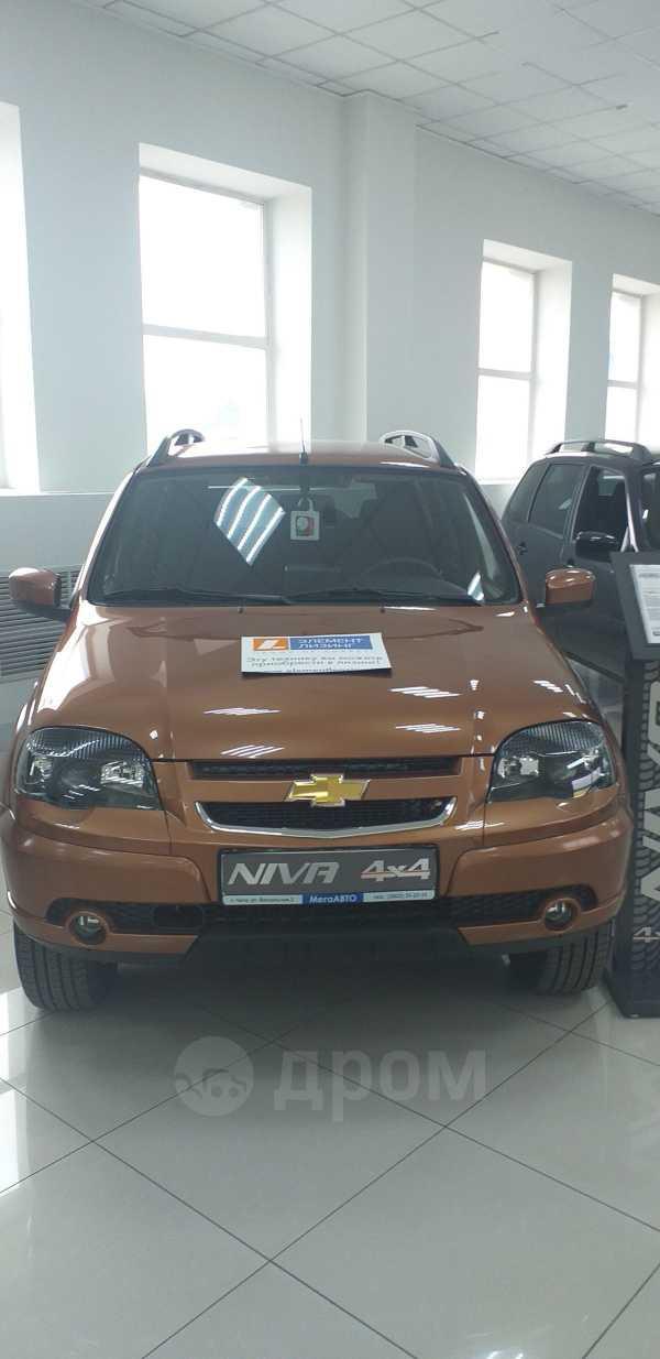 Chevrolet Niva, 2019 год, 832 000 руб.